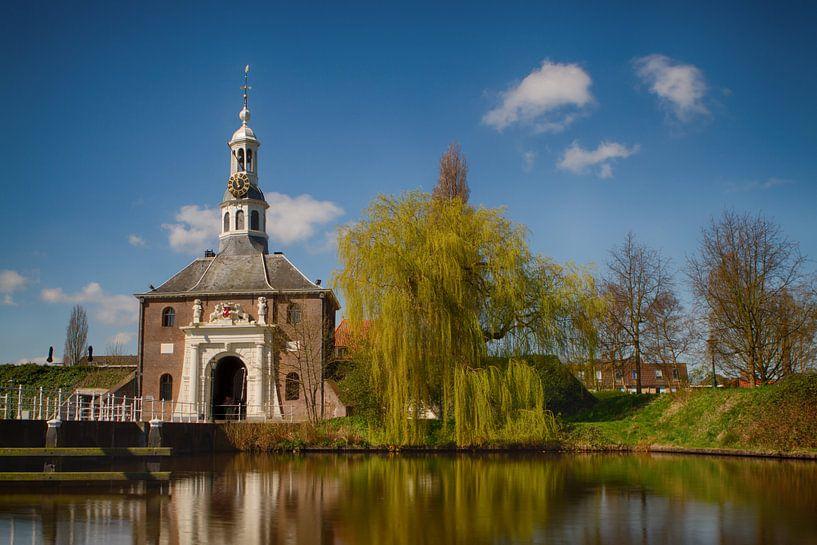 Zijlpoort -Leiden  van Leanne lovink