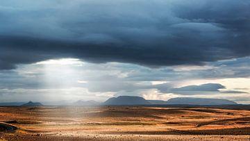 IJsland landschap van Thomas Heitz