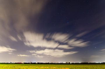 Traveling clouds sur Jeffrey de Graaf