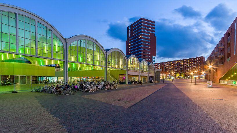 Voormalige hangars burgerluchthaven Welschap, Meerhoven van Joep de Groot