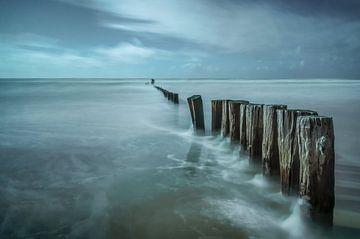 De Noordzee von Klaas Fidom