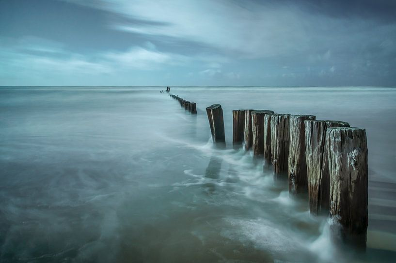 De Noordzee van Klaas Fidom
