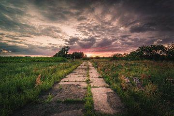 Verlassener Weg von Skyze Photography by André Stein