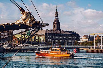 Kopenhagen - Schloss Christiansborg von Alexander Voss