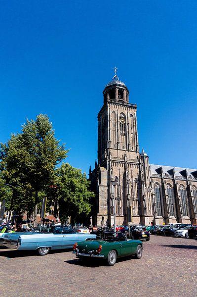 Lebuiniskerk in Deventer van Xandra Ribbers