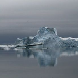 IJsberg   in Weddellzee  van Peter Zwitser