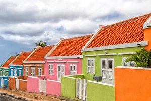 Echt kleurrijk Curacao - Willemstad