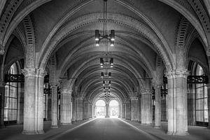 Fietstunnel - Rijksmuseum van