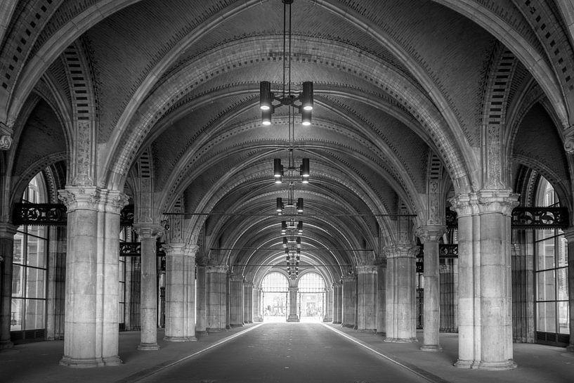 Fietstunnel - Rijksmuseum van Hugo Lingeman