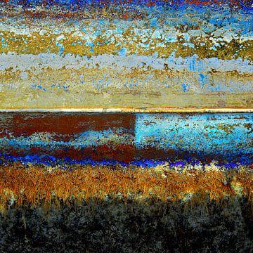 Niedriges wasser im Wattenmeer von Ger Veuger