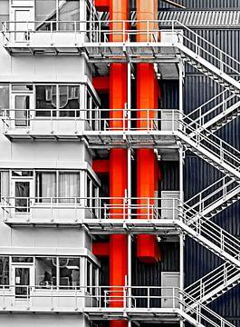 Architectuur Rotterdam. van Ellen Driesse