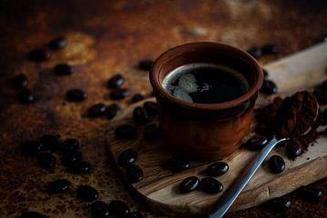 CAFÉ sur Kim van der Weerden