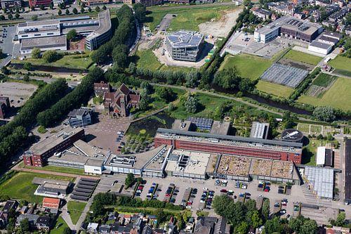 WaterCampus en diverse kennisinstellingen in Leeuwarden von Meindert van Dijk