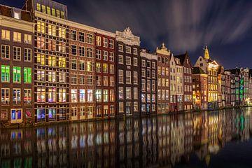 Damrak Amsterdam sur Michael van der Burg