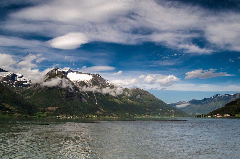 Jostedalsbreen - Noorwegen van Ricardo Bouman | Fotografie