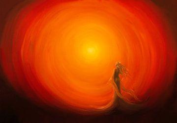 la nostalgie du soleil sur Marije du Bateau