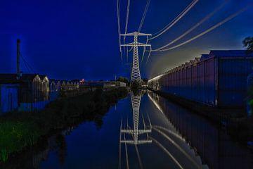 Nachtbeleuchtung von Willem  Overkleeft