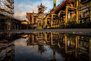 Ruhrgebied Duitsland - Industrie fotografie -5