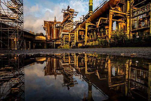 Ruhrgebied Duitsland - Industrie fotografie -5 von Damien Franscoise