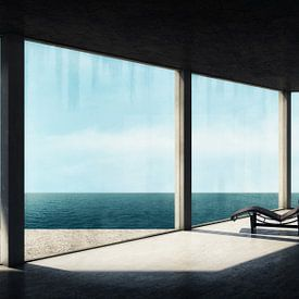 Enjoy the view. van Olaf Kramer