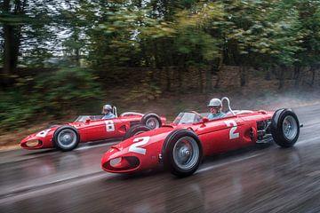 Ferrari 156 Sharknose sur Maurice Volmeyer