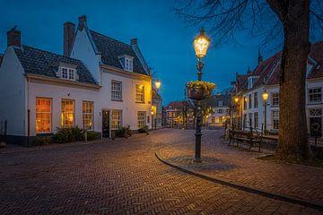 Straßen von Amersfoort II von Mario Visser