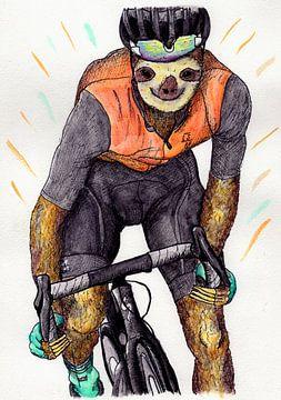Live Slow Ride Fast van BFQ
