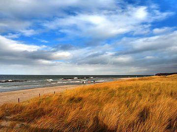 Ostsee Wustrow von Renate Knapp