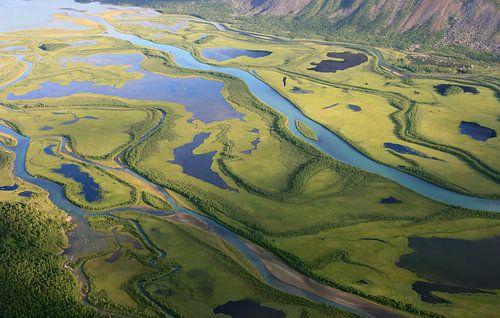Arctische delta von Sander van der Werf