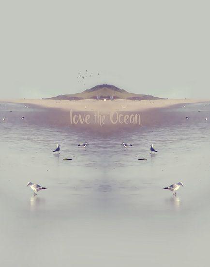 LOVE the OCEAN IV, HF van Pia Schneider