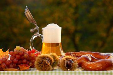 Bier van Thomas Jäger