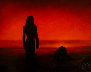 Rood/Zwart - Red/Black sur Christoph Van Daele