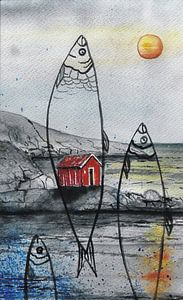 Sill Fiske von Thomas Suske