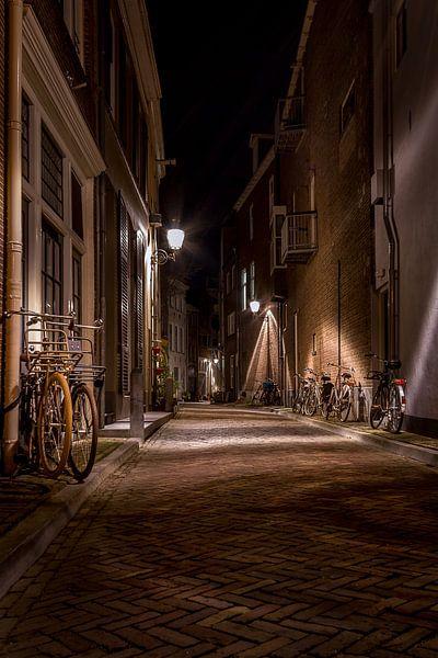 Binnenstad Deventer van Patrick Rodink