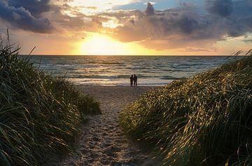 Strandaufgang sur Steffen Gierok