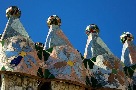 Gaudi Huis,Casa Batlló, Barcelona