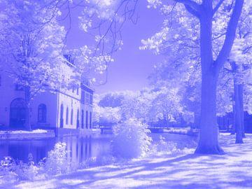 Geheimnisvolles Blau von JacQ