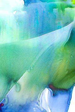 Makro soft grün 2 von angelique van Riet