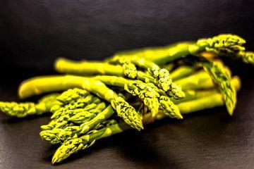 Gemüse : Grüner Spargel von Michael Nägele