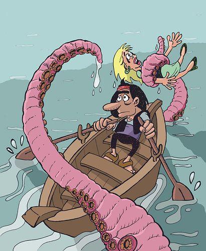 Jodocus en Yazine in gevaar