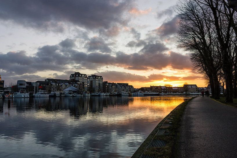 Nieuwe Kaai, Turnhout. van Photo Dante