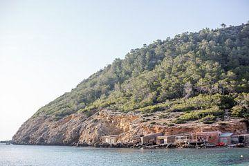 Landschap Ibiza van