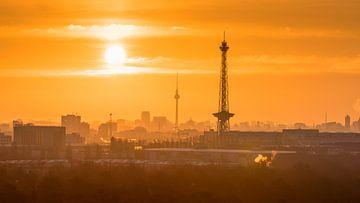 Berlin Drachenberg 2 von Iman Azizi