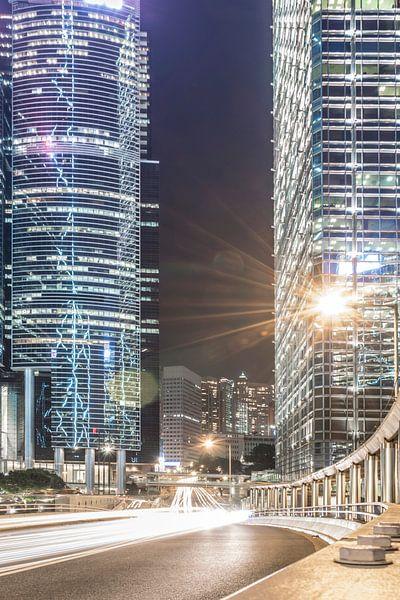 HongKong Island van Martijn Barendse