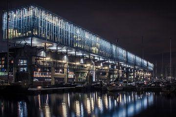 Kraanspoor Amsterdam - industrieel erfgoed sur Peter Hessels