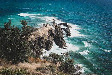 Felsige Küste von Ennio Brehm