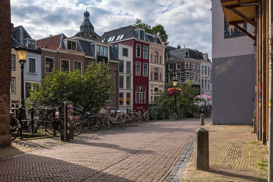 Lichte Gaard - Oude Gracht, Utrecht van Thomas van Galen