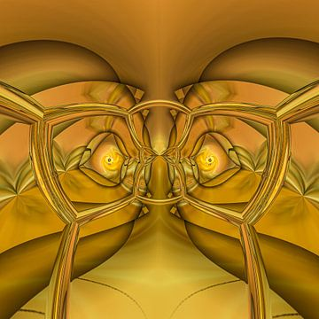 Fantasierijke abstracte twirlillustratie 106/21 van PICTURES MAKE MOMENTS