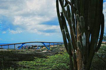 Curaçao - Koningin Julianabrug van Rowenda Hulsebos