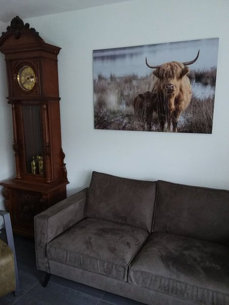 Kundenfoto: Sicher bei Mama von Marc van Tilborg
